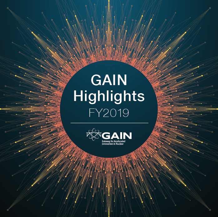 FY2019 GAIN Highlights Image